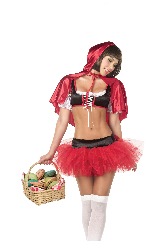 Секс в костюме красной шапочке 9 фотография